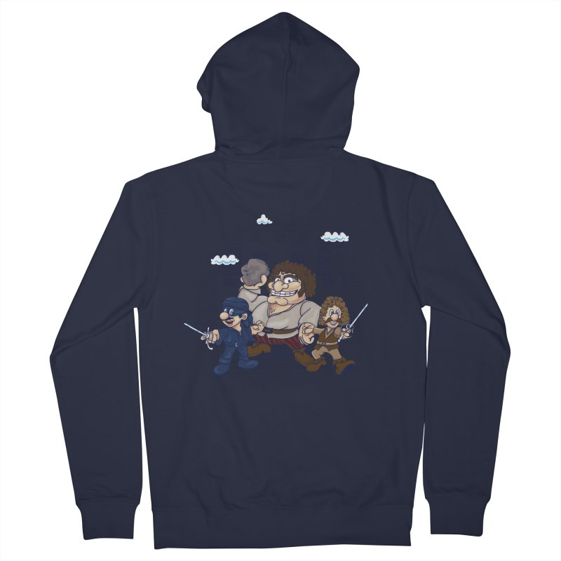 Have Fun Stormin' the Castle Women's Zip-Up Hoody by doodleheaddee's Artist Shop