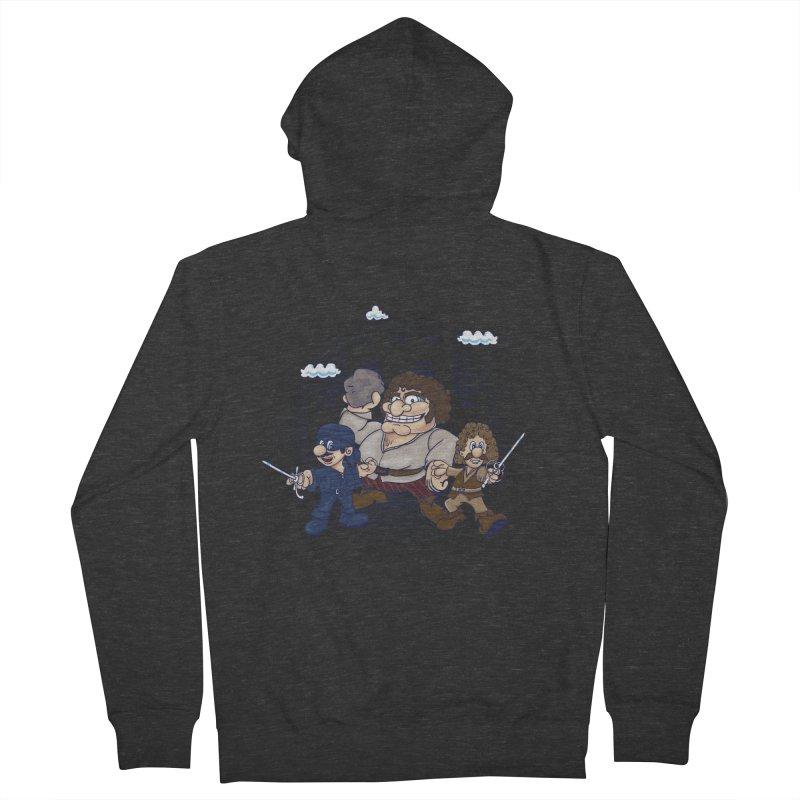 Have Fun Stormin' the Castle Men's Zip-Up Hoody by doodleheaddee's Artist Shop