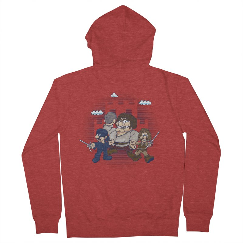 Have Fun Stormin' the Castle Men's Zip-Up Hoody by doodleheaddee's Artist Shop