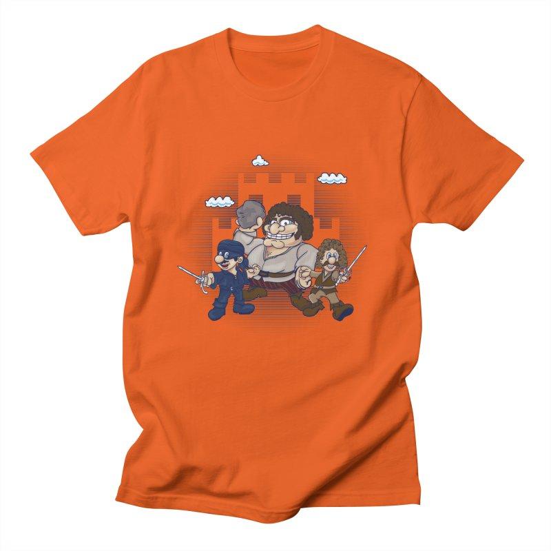 Have Fun Stormin' the Castle Men's T-Shirt by doodleheaddee's Artist Shop