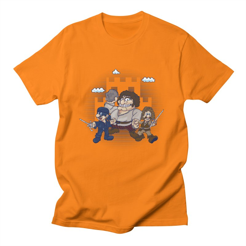 Have Fun Stormin' the Castle Men's T-shirt by doodleheaddee's Artist Shop