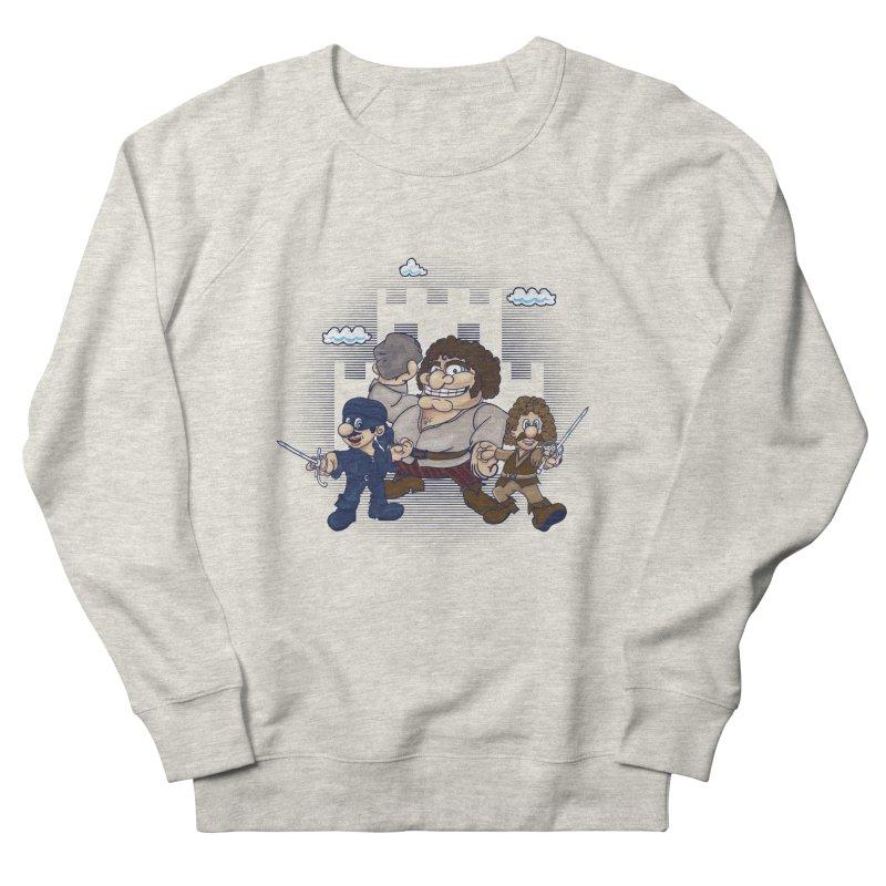 Have Fun Stormin' the Castle Women's French Terry Sweatshirt by doodleheaddee's Artist Shop