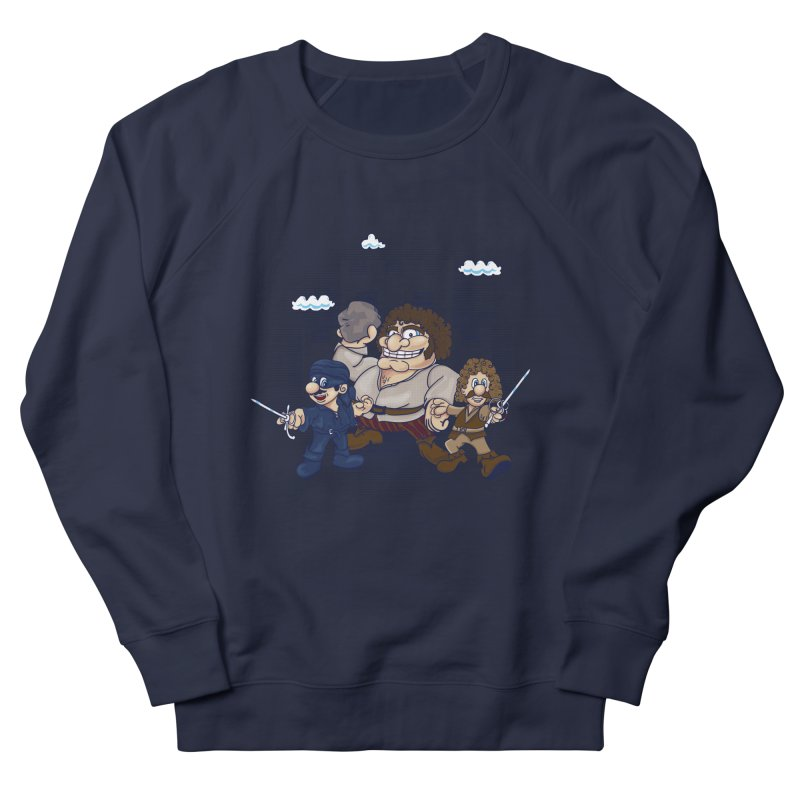 Have Fun Stormin' the Castle Men's Sweatshirt by doodleheaddee's Artist Shop