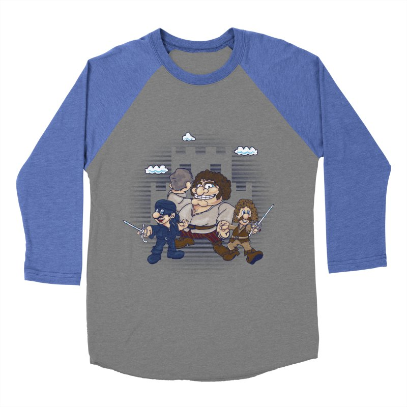 Have Fun Stormin' the Castle Women's Baseball Triblend T-Shirt by doodleheaddee's Artist Shop