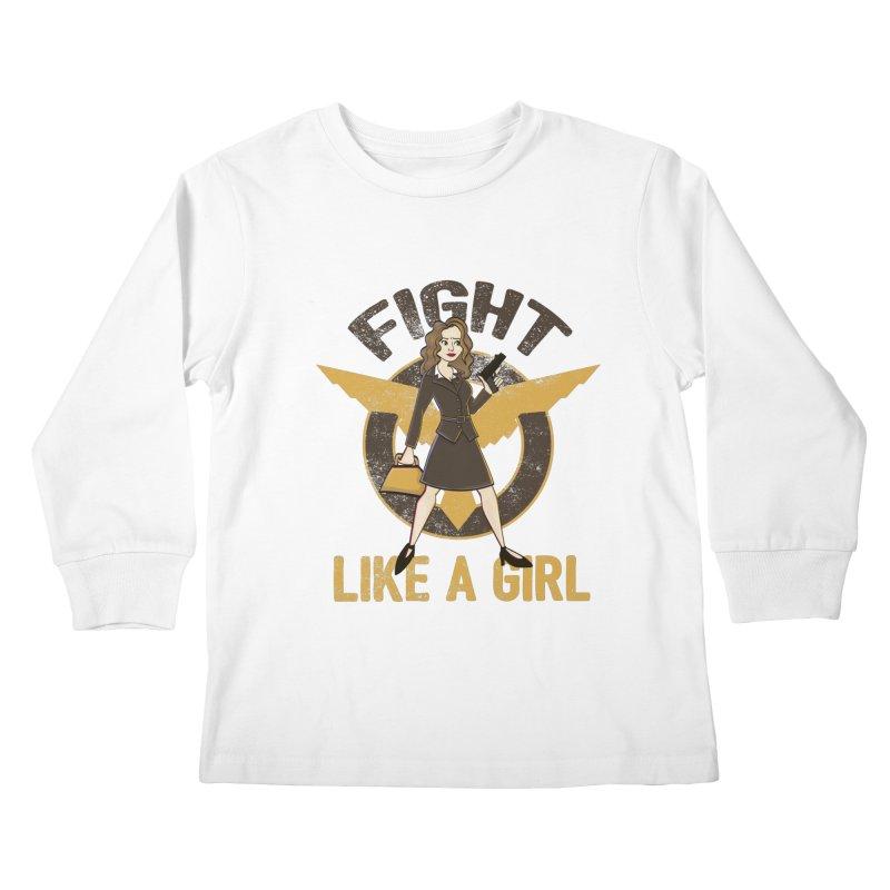 Fight Like A Girl   by doodleheaddee's Artist Shop