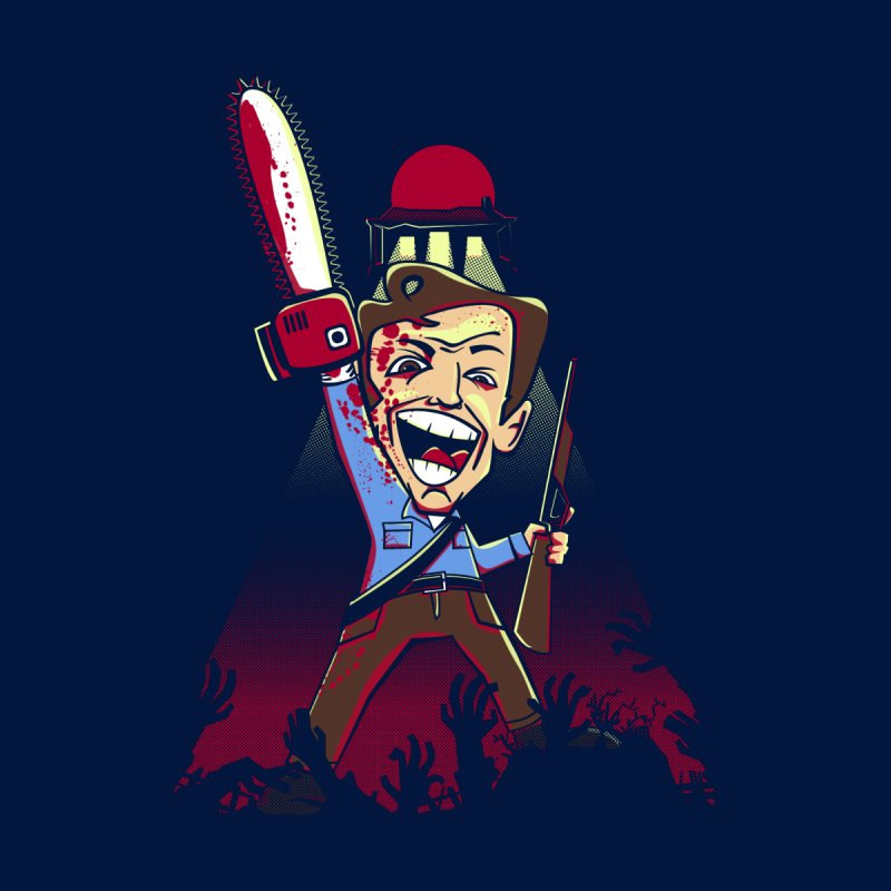 This is my Chainsaw by doodleheaddee's Artist Shop