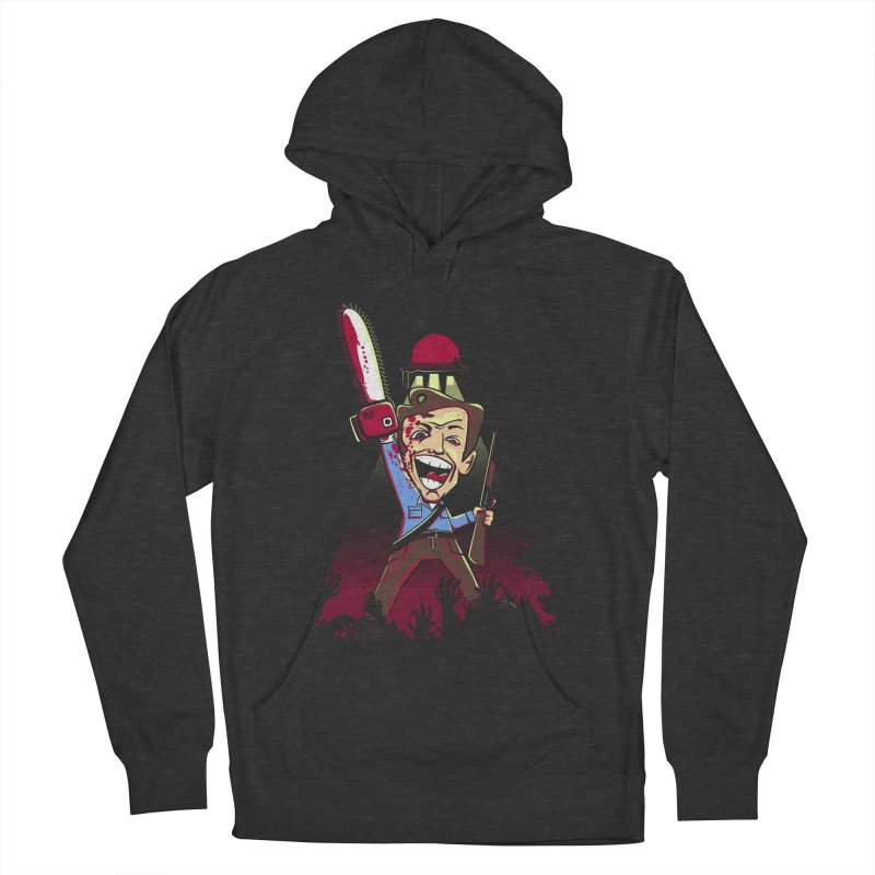 This is my Chainsaw Women's Pullover Hoody by doodleheaddee's Artist Shop