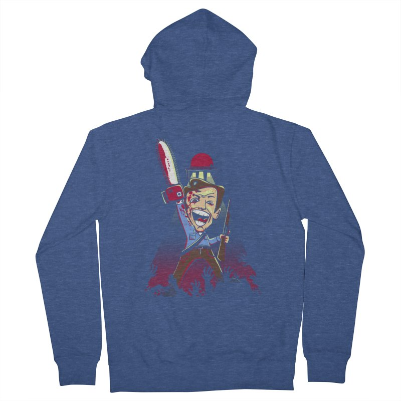 This is my Chainsaw Men's French Terry Zip-Up Hoody by doodleheaddee's Artist Shop