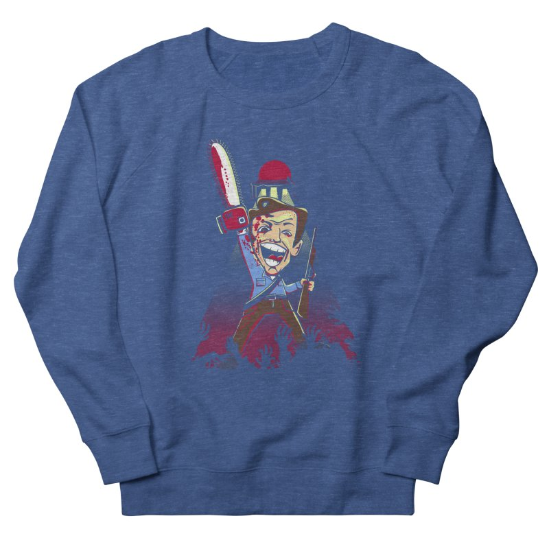 This is my Chainsaw Women's Sweatshirt by doodleheaddee's Artist Shop