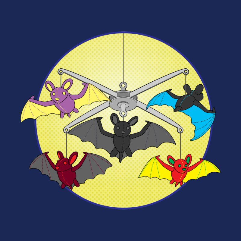 Bat Mobile by Doodlehoose's Artist Shop