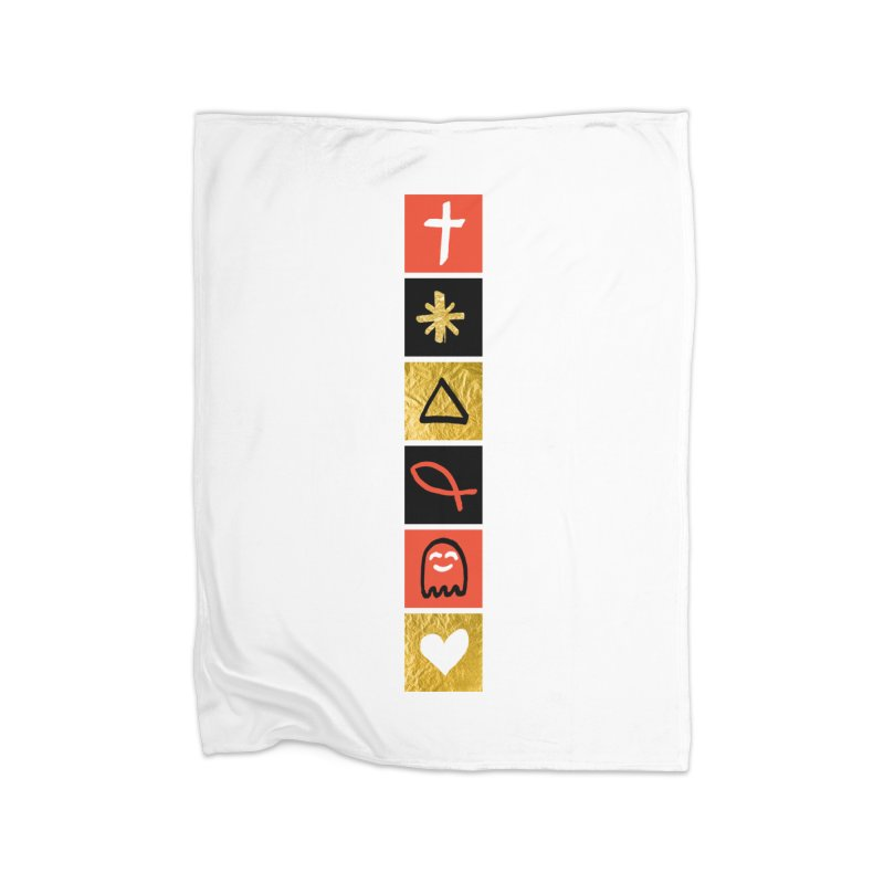 That Life Home Blanket by Doodles Invigorate's Artist Shop