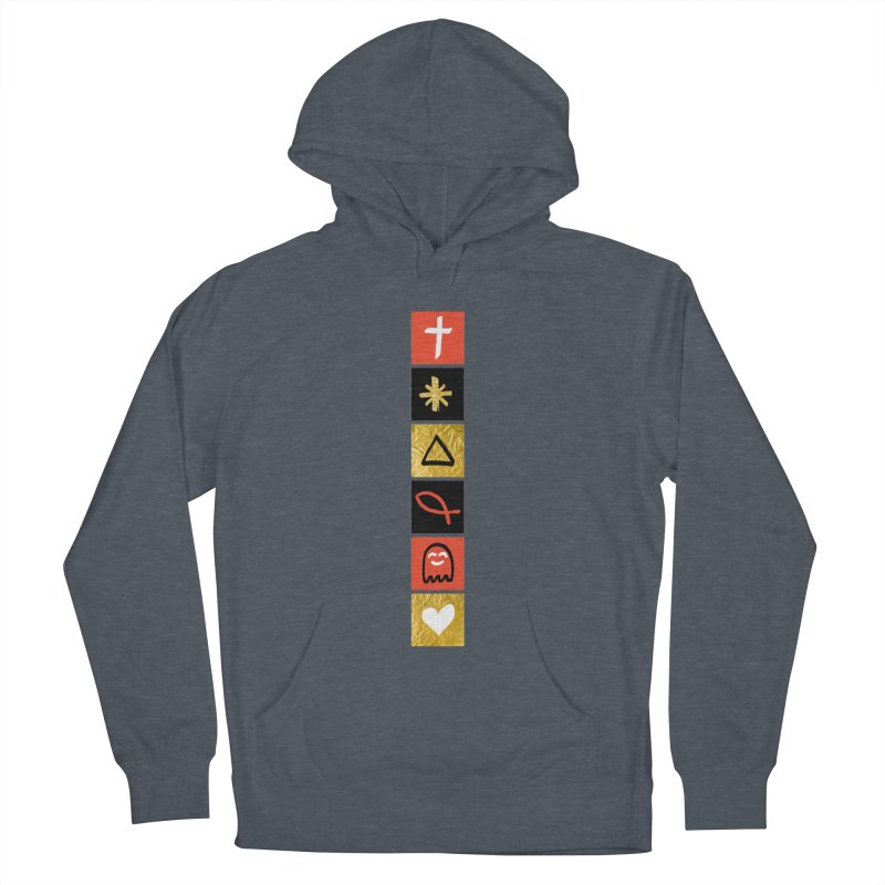 That Life Women's French Terry Pullover Hoody by Doodles Invigorate's Artist Shop