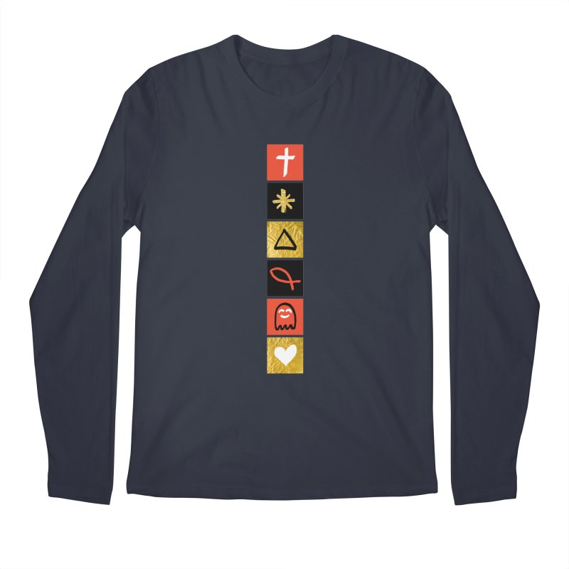 That Life Men's Regular Longsleeve T-Shirt by Doodles Invigorate's Artist Shop