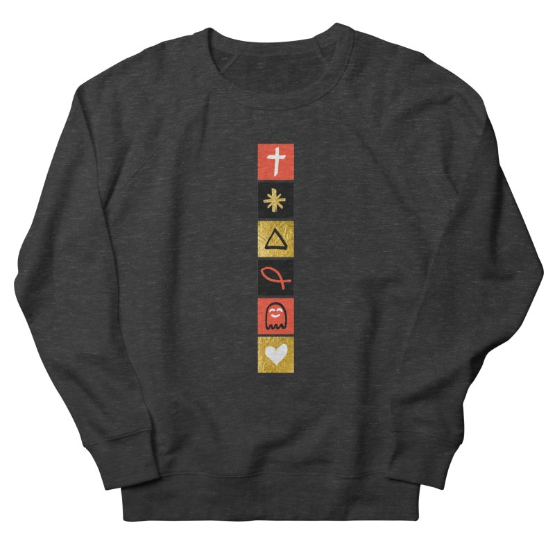 That Life Women's French Terry Sweatshirt by Doodles Invigorate's Artist Shop