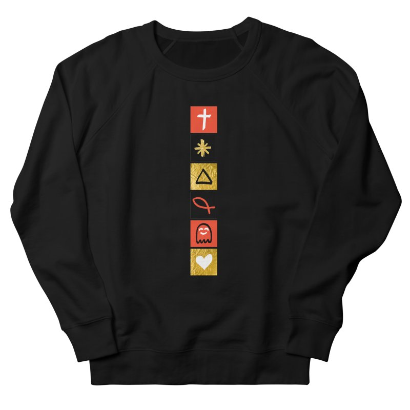 That Life Men's French Terry Sweatshirt by Doodles Invigorate's Artist Shop