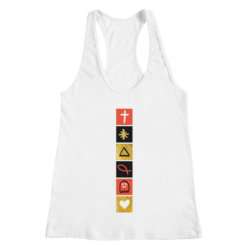 That Life Women's Racerback Tank by Doodles Invigorate's Artist Shop