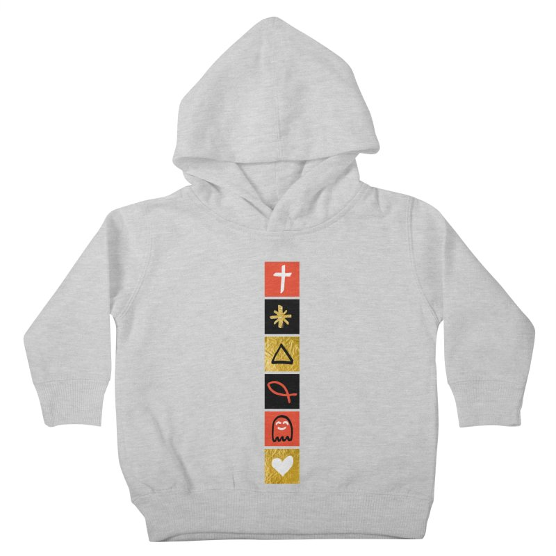That Life Kids Toddler Pullover Hoody by Doodles Invigorate's Artist Shop