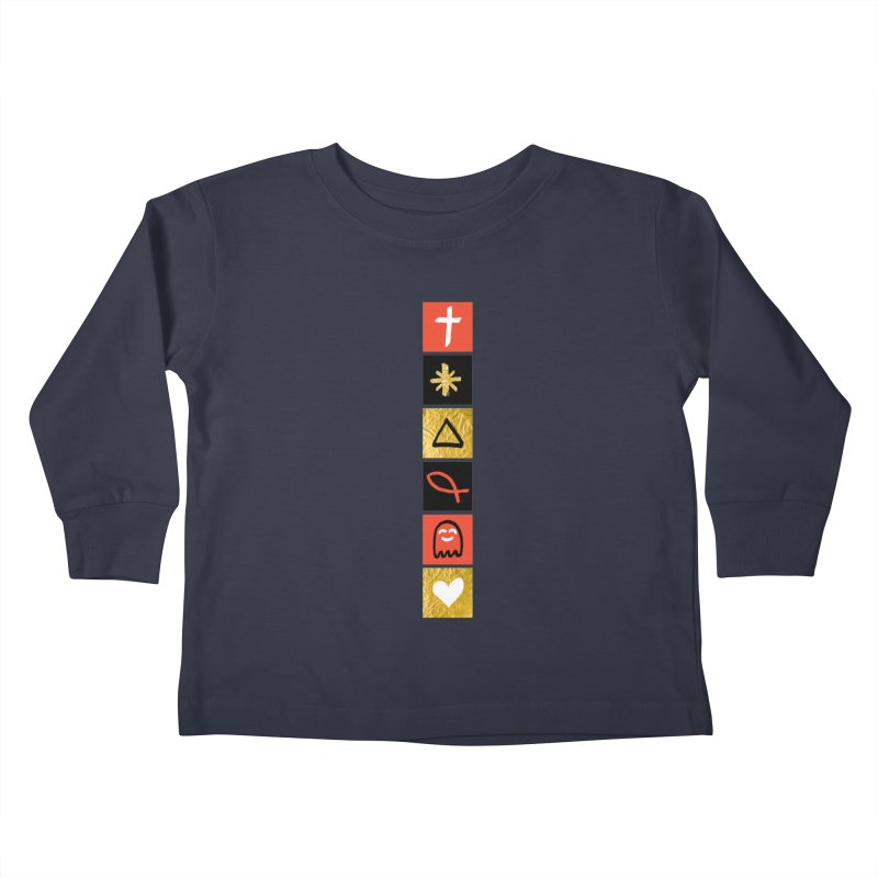 That Life Kids Toddler Longsleeve T-Shirt by Doodles Invigorate's Artist Shop