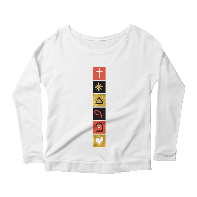 That Life Women's Scoop Neck Longsleeve T-Shirt by Doodles Invigorate's Artist Shop