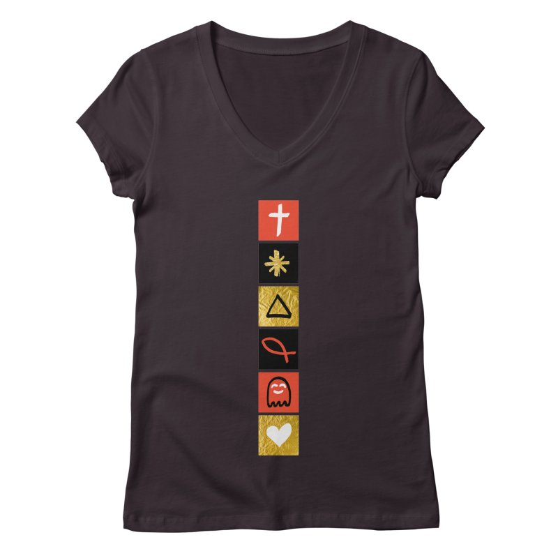 That Life Women's Regular V-Neck by Doodles Invigorate's Artist Shop