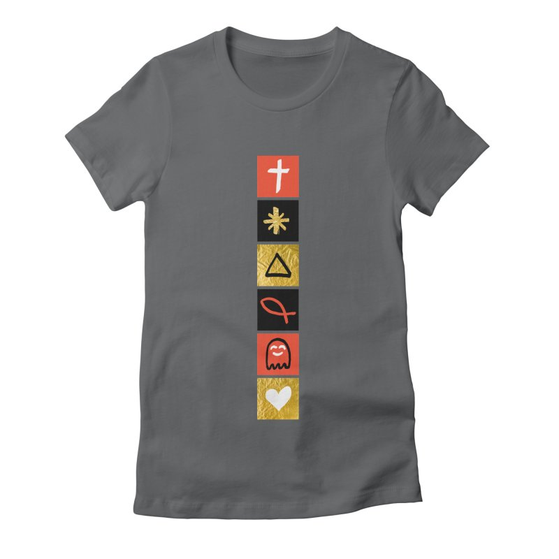 That Life Women's Fitted T-Shirt by Doodles Invigorate's Artist Shop
