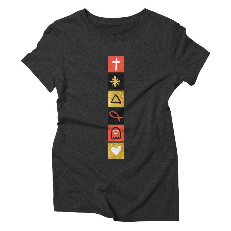 That Life Women's Triblend T-Shirt by Doodles Invigorate's Artist Shop