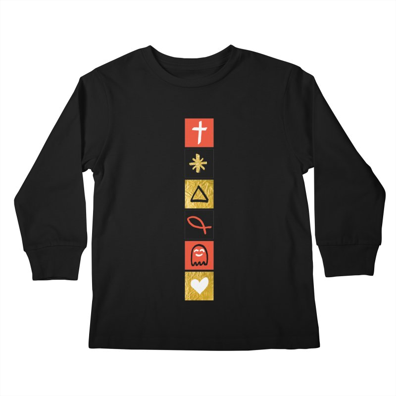 That Life Kids Longsleeve T-Shirt by Doodles Invigorate's Artist Shop