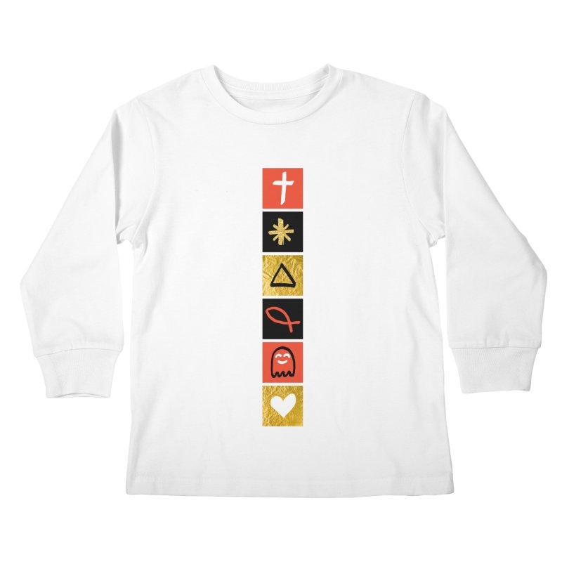 That Life Kids Longsleeve T-Shirt by Doodles Invigorate's Artist Shop