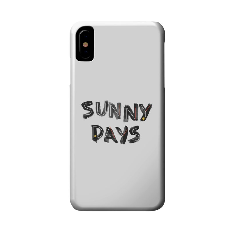 Sunny Days Accessories Phone Case by Doodles Invigorate's Artist Shop