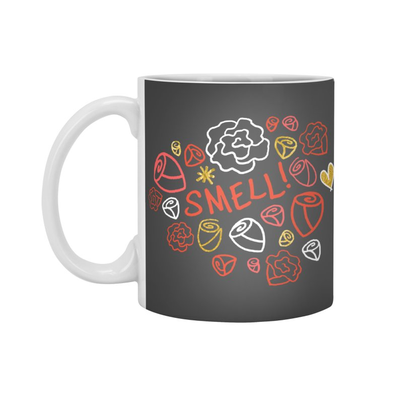 Smell! Accessories Standard Mug by Doodles Invigorate's Artist Shop