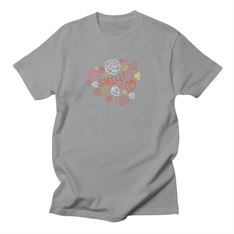 Smell! Men's T-Shirt by Doodles Invigorate's Artist Shop