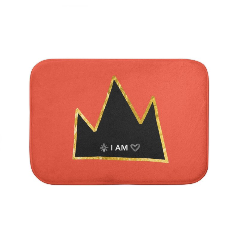 Royalty Home Bath Mat by Doodles Invigorate's Artist Shop