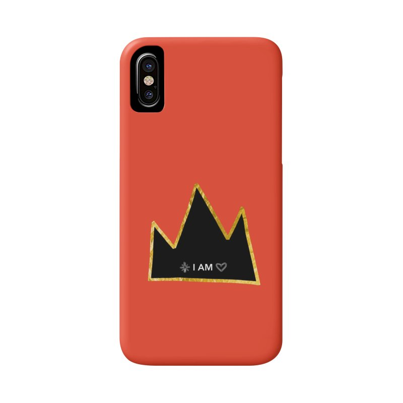 Royalty Accessories Phone Case by Doodles Invigorate's Artist Shop