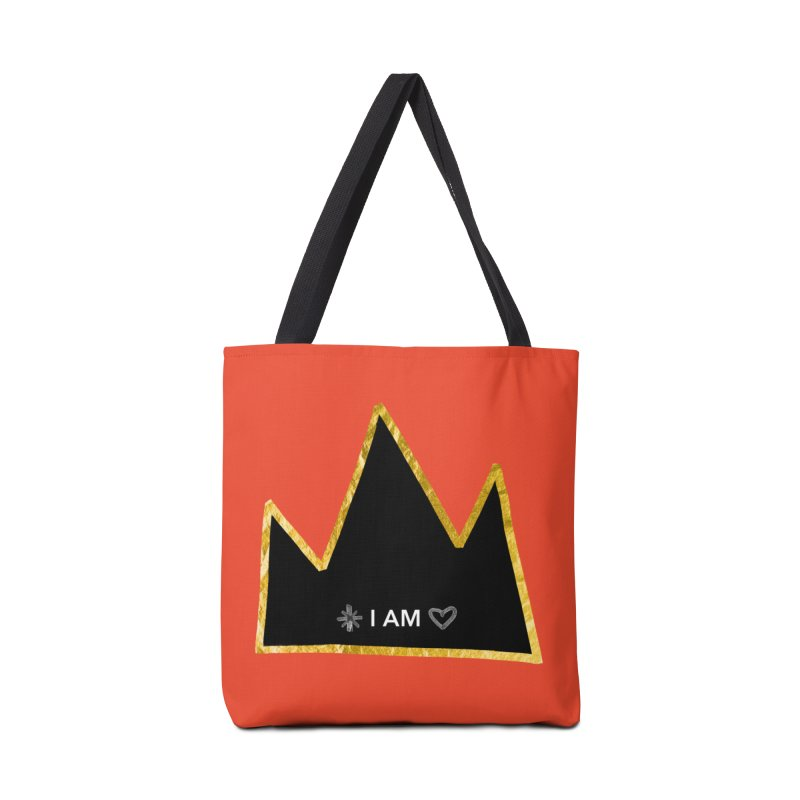 Royalty Accessories Bag by Doodles Invigorate's Artist Shop