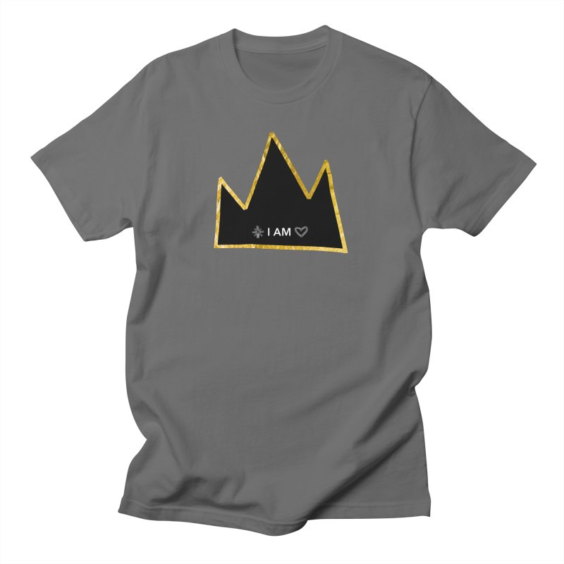 Royalty Men's T-Shirt by Doodles Invigorate's Artist Shop