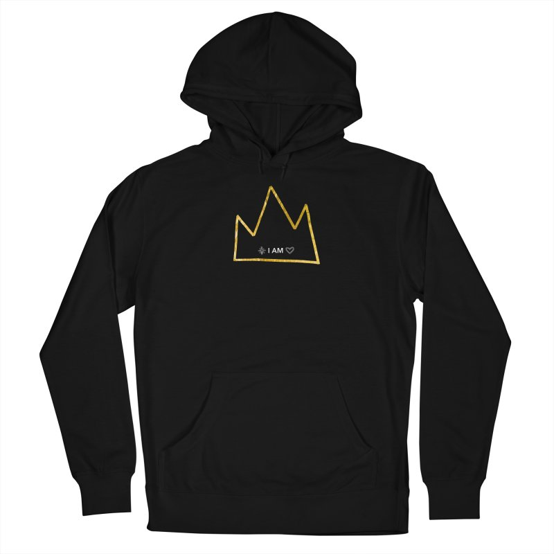 Royalty Women's Pullover Hoody by Doodles Invigorate's Artist Shop