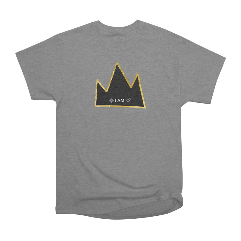 Royalty Men's T-Shirt by Doodles Invigorate's Artist Shop