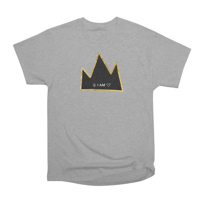 Royalty Men's Heavyweight T-Shirt by Doodles Invigorate's Artist Shop