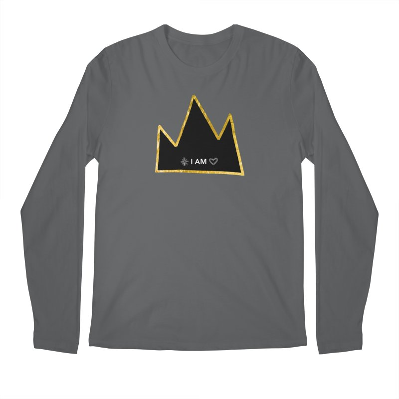 Royalty Men's Regular Longsleeve T-Shirt by Doodles Invigorate's Artist Shop