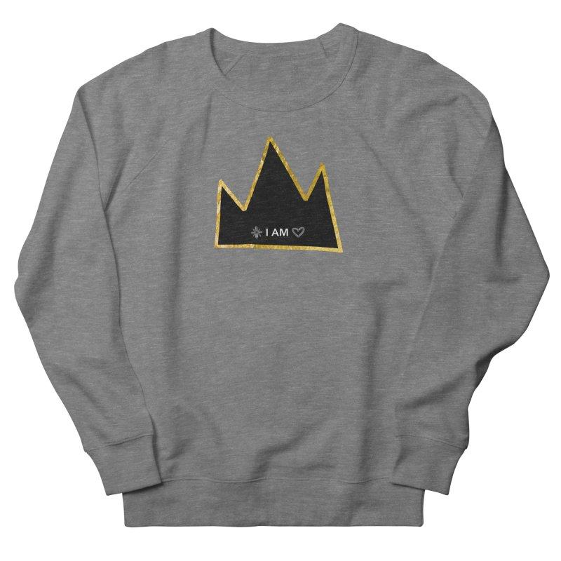 Royalty Men's Sweatshirt by Doodles Invigorate's Artist Shop