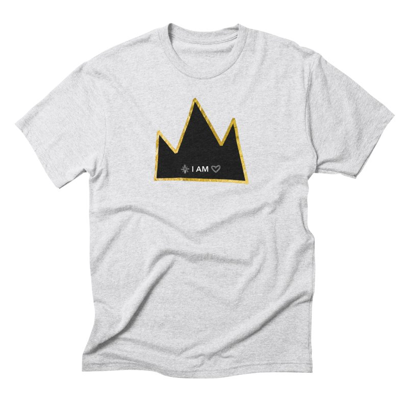Royalty Men's Triblend T-Shirt by Doodles Invigorate's Artist Shop