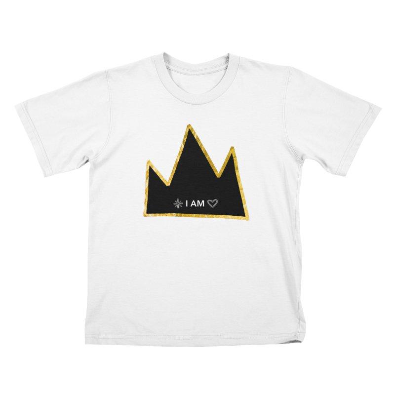 Royalty Kids T-Shirt by Doodles Invigorate's Artist Shop