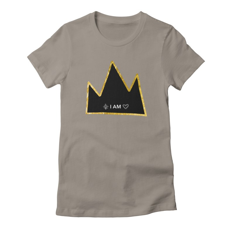 Royalty Women's T-Shirt by Doodles Invigorate's Artist Shop