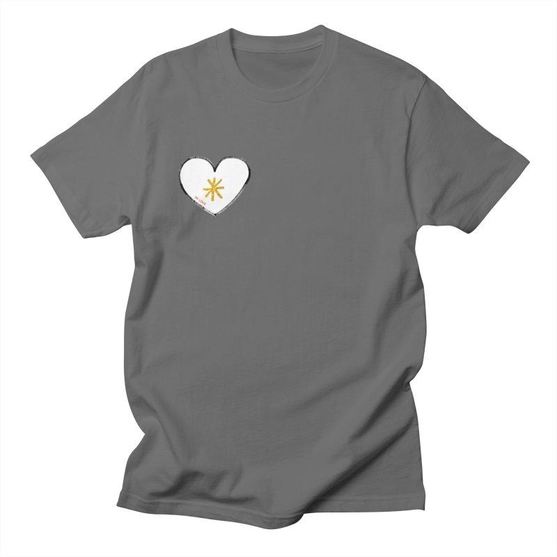 Be Love Men's T-Shirt by Doodles Invigorate's Artist Shop