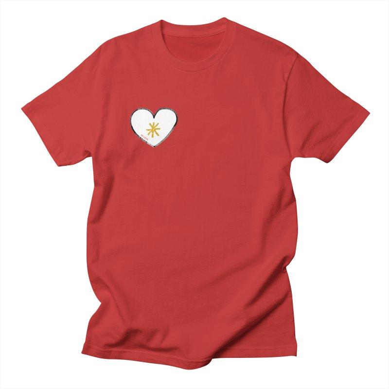 Be Love Women's Regular Unisex T-Shirt by Doodles Invigorate's Artist Shop