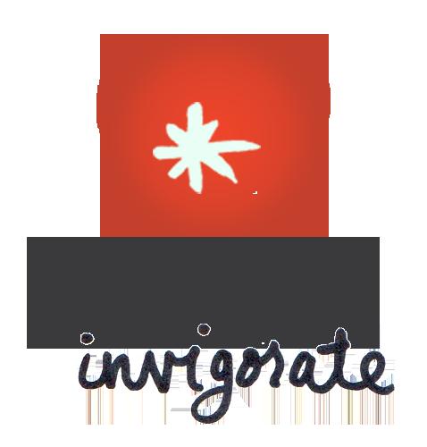 Doodles Invigorate's Artist Shop Logo