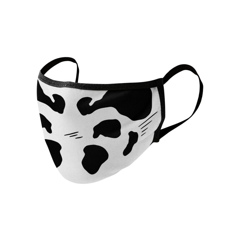 Rorschach Mask Accessories Face Mask by DoodleToots Design Shop