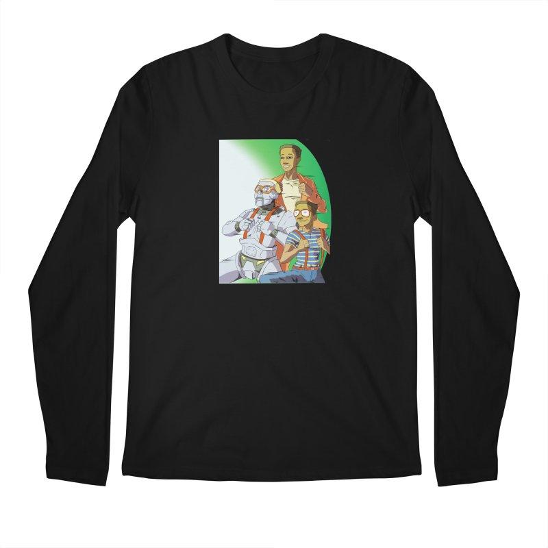 Urked Men's Longsleeve T-Shirt by DoomBotics's Artist Shop