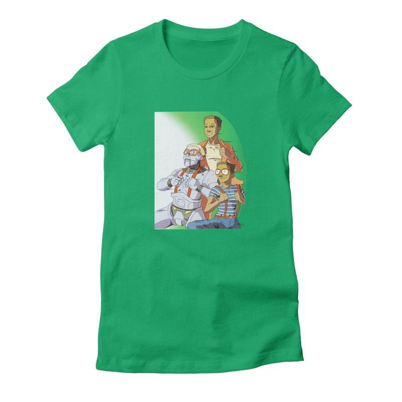 Urked Women's T-Shirt by DoomBotics's Artist Shop
