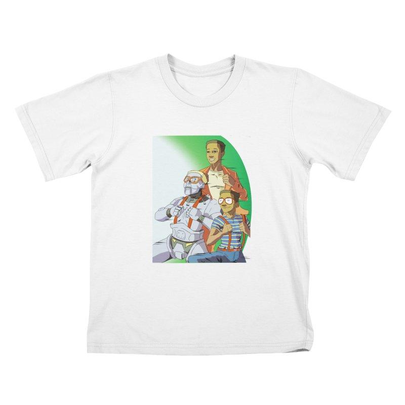 Urked Kids T-Shirt by DoomBotics's Artist Shop